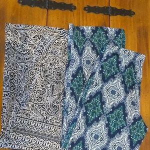 Bundle 2 pairs of Palazzo Pants, xl